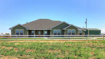 Kuna Single Family Home For Sale: 5434 W Barker Rd