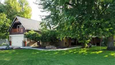 Meridian Single Family Home For Sale: 3093 N Christian