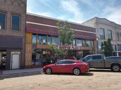 Caldwell Commercial For Sale: 718 Main St