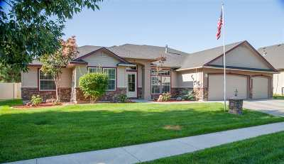 Nampa Single Family Home For Sale: 2105 W Silver Creek Dr.