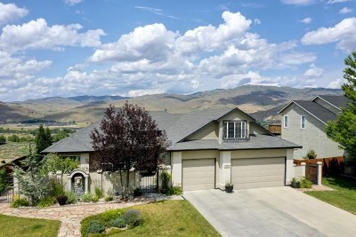 Boise Single Family Home For Sale: 4044 Aphrodite