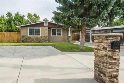 Single Family Home For Sale: 1360 W Targee Street
