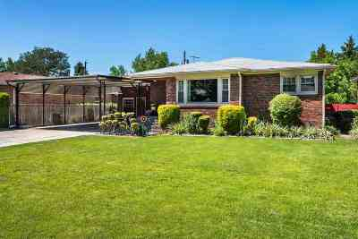 Boise Single Family Home New: 3614 W Kipling Rd