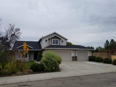 Single Family Home For Sale: 7580 W Lower Fork