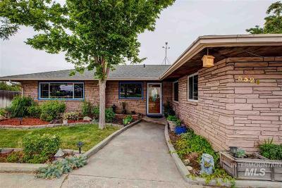 Boise Single Family Home For Sale: 5524 W Randolph