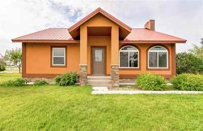 Nampa Single Family Home For Sale: 8870 Red Tail Ln