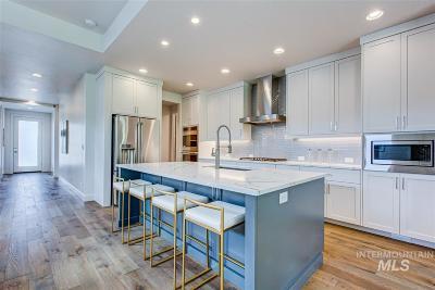 Eagle Single Family Home New: 861 W Joplin Lane