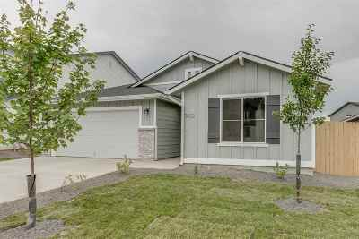 Nampa Single Family Home For Sale: 10581 Cool Springs