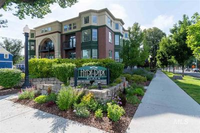 Condo/Townhouse For Sale: 1207 W Fort St. #204