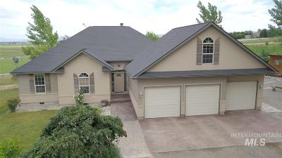 Twin Falls Single Family Home New: 3298 N 3137 E