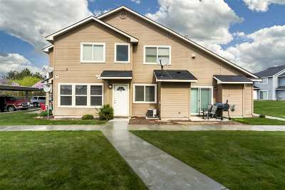 Nampa Multi Family Home New: 16817 N Pamelas Loop