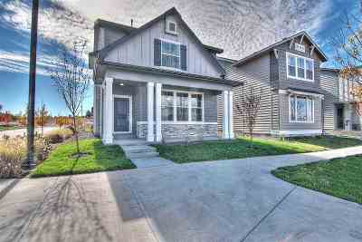 Meridian Single Family Home For Sale: 125 S Riggs Spring Ave.