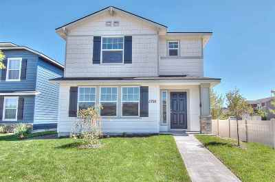 Meridian ID Single Family Home For Sale: $298,865