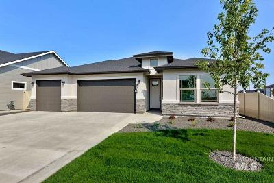 Kuna Single Family Home For Sale: 9316 S Palena Place