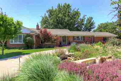 Boise Single Family Home For Sale: 4313 W Edgemont