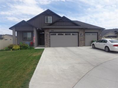 Fruitland Single Family Home New: 1442 Dogwood Ct