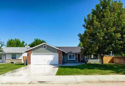 Boise Single Family Home New: 10728 W Irving Ct.