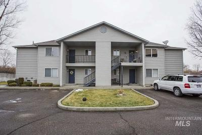 Twin Falls Condo/Townhouse For Sale: 275 Elaine