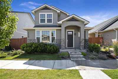 Boise Single Family Home New: 11267 W Morela Drive