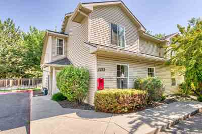Boise Condo/Townhouse New: 2233 S Hervey St