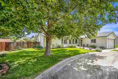 Boise Single Family Home New: 454 S Malaga Ln