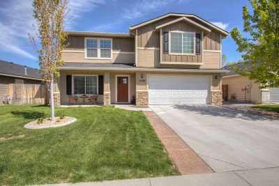 Boise Single Family Home New: 11082 W Dreamcatcher St