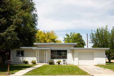 Caldwell ID Single Family Home For Sale: $189,900