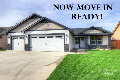 Nampa Single Family Home For Sale: 10568 Alpine