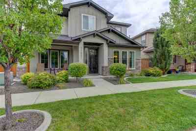 Boise Single Family Home New: 11027 W Petunia Dr.