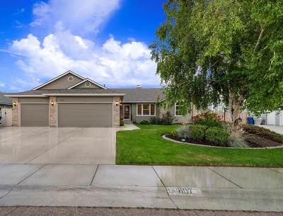 Nampa Single Family Home For Sale: 607 W Roberts Avenue