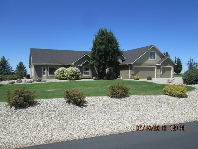 Caldwell Single Family Home For Sale: 25339 Arroyo Ct.