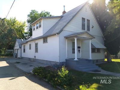 Nampa Multi Family Home For Sale: 1716 2nd Street S