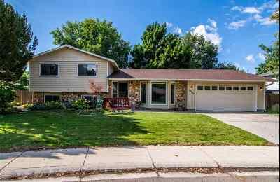 Boise Single Family Home New: 10343 W Skycrest Dr.
