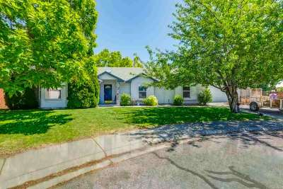 Boise Single Family Home New: 1892 S Rustic Mill Pl