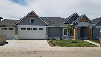 Boise Single Family Home New: 4429 S Seabiscuit