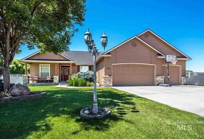 Nampa Single Family Home For Sale: 1919 S Secretariat Way