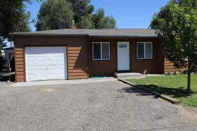 Twin Falls Multi Family Home New: 1129 Spruce Ave.