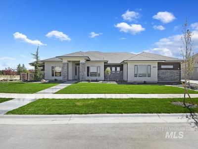 Meridian Single Family Home New: 4481 W Salix Dr