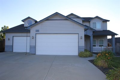 Nampa Single Family Home New: 844 W Tooele Dr.