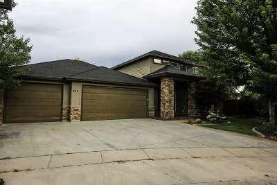 Meridian Single Family Home New: 570 E. Ocelot