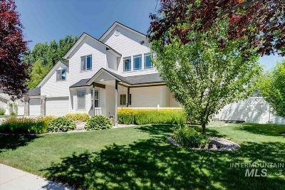 Meridian Single Family Home For Sale: 2602 S Loftus Way