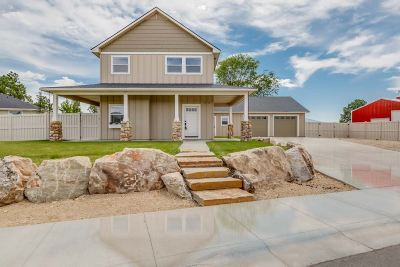 Meridian Single Family Home For Sale: 4336 S Merrivale Ave