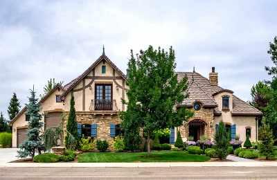 Eagle Single Family Home For Sale: 802 W Sherington Dr