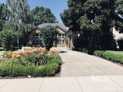Eagle Single Family Home For Sale: 3301 S Westbury