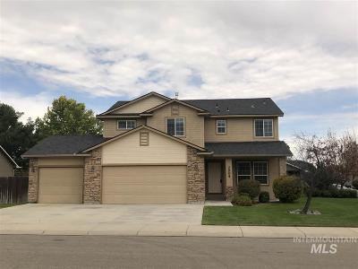 Nampa Single Family Home For Sale: 2004 W Rosten Ave