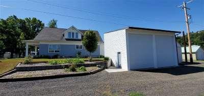 Kamiah Single Family Home For Sale: 804 Maple Street