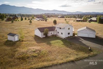 McCall Single Family Home For Sale: 13976 Wrangler Rd