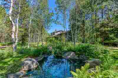 McCall Single Family Home For Sale: 176 Coy Road