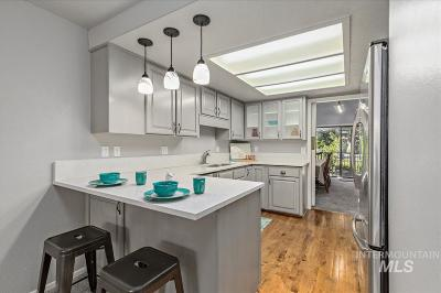 Boise Condo/Townhouse For Sale: 313 W Arrowrock
