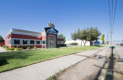 Meridian Commercial For Sale: 1701 E Fairview Ave